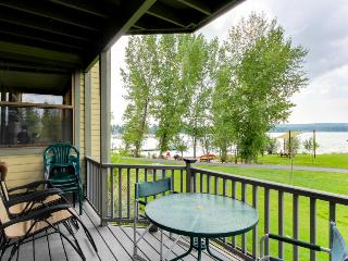 Great lakefront location w/ a boat dock! - McCall vacation rentals