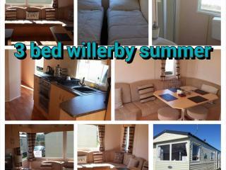 Caravan's for hire presthaven beach resort - Prestatyn vacation rentals