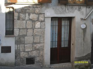1 bedroom Townhouse with Fireplace in Orte - Orte vacation rentals