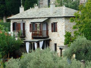 Villa Amanti, a charming old stone house in Pelion - World vacation rentals