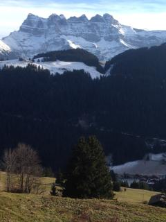 Charming Condo with Internet Access and Dishwasher - Morgins vacation rentals