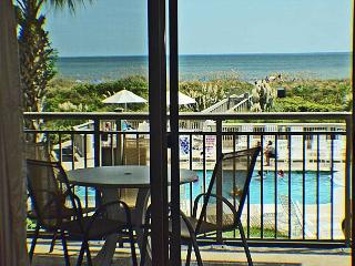 Ocean One 211 - Oceanfront 2nd Floor Condo - Hilton Head vacation rentals