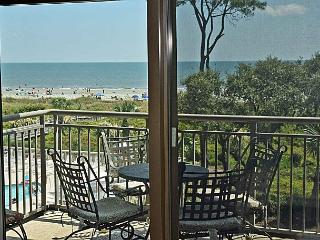 Ocean One 419 -Updated Lovely Oceanfront 4th Floor Condo - Hilton Head vacation rentals