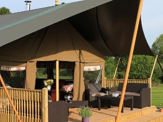 Seven Hills Hideaway; Luxury safari tents - Abergavenny vacation rentals