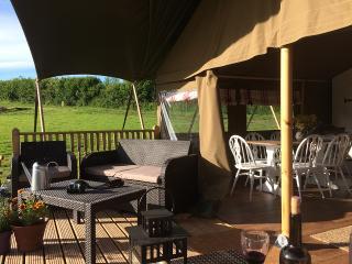 Seven Hills Hideaway; Luxury safari tents - Abergavenny vacation rentals