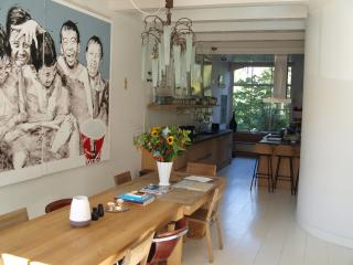 Unique large canal house with garden! - Amsterdam vacation rentals