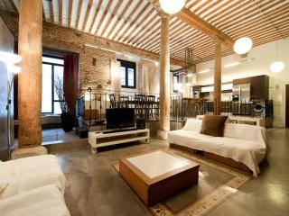 Spacious Palacio de Redondilla apartment in La Latina with WiFi. - Madrid vacation rentals