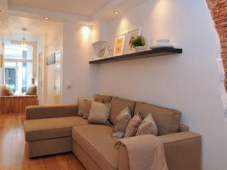 Spacious Angels Canal apartment in Centraal Station with WiFi & jacuzzi. - Amsterdam vacation rentals