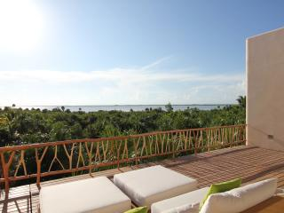 Casa Ikal - modern private luxury beach Villa - Tulum vacation rentals