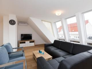 Spacious Vereins Duplex Superior apartment in 02. Leopoldstadt with WiFi, airconditioning, dakterra… - Vienna vacation rentals