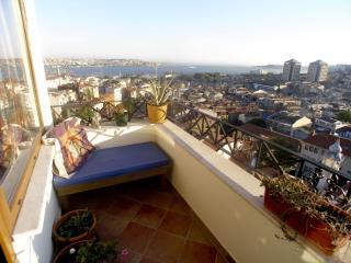 Abbasağa Vista apartment in Beşiktaş with airconditioning (warm / koud - Istanbul vacation rentals