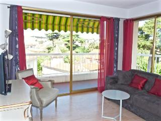 Lovely 2 bedroom Condo in Cannes with Internet Access - Cannes vacation rentals
