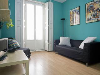 Casa Azul apartment in Gran Via with WiFi, airconditioning & lift. - Madrid vacation rentals