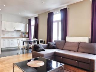 Bourse V apartment in Brussel centrum with WiFi. - Brussels vacation rentals