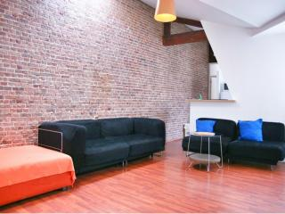Antoine I apartment in Brussel centrum with WiFi & lift. - Brussels vacation rentals