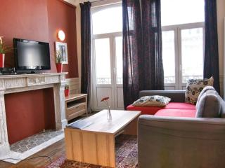 Antoine III apartment in Brussel centrum with WiFi & lift. - Brussels vacation rentals