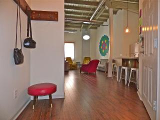 Loft In Heart Of Downtown Athens Historic Building - Athens vacation rentals