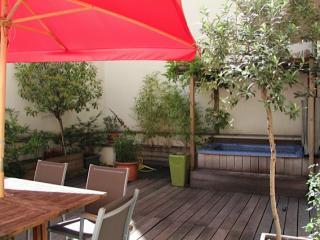 Beaunier Plein Aire apartment in 14ème - Montparnasse with WiFi, privéterras - Paris vacation rentals