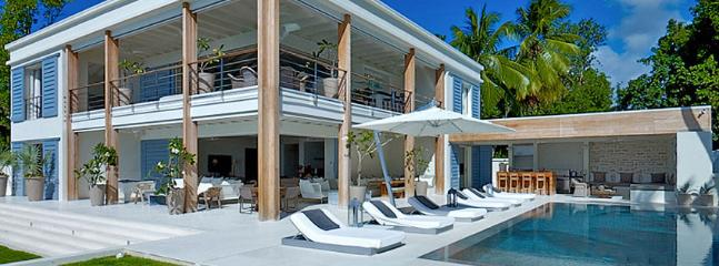 SPECIAL OFFER: Barbados Villa 61 Mixes Cutting-edge Design With Caribbean Chic, And Offers An Opportunity To Indulge In Island Living At Its Finest. - Image 1 - The Garden - rentals