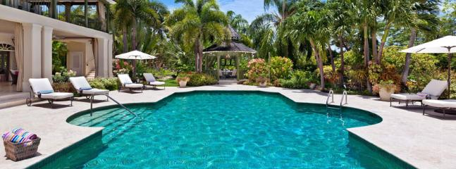 SPECIAL OFFER: Barbados Villa 80 Fantastic Views Of The Caribbean Sea And The Pool And Gardens. - Image 1 - The Garden - rentals