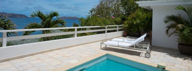 Villa Papillon Blanc 2 Bedroom SPECIAL OFFER - Image 1 - Pointe Milou - rentals