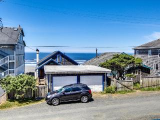 Upscale home with beach access & views, room for eight! - Newport vacation rentals