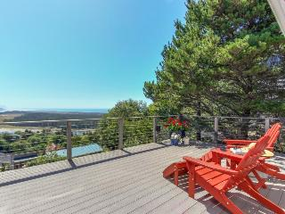 Ocean views from every room await up to 10 lucky guests - Pacific City vacation rentals