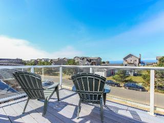 Ocean views, dog-friendly, game room, close to beach & shops - Pacific City vacation rentals