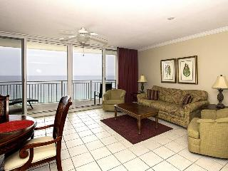 Stunning 18th-floor beachfront condo w/ views, a balcony & shared pool/hot tub! - Panama City Beach vacation rentals