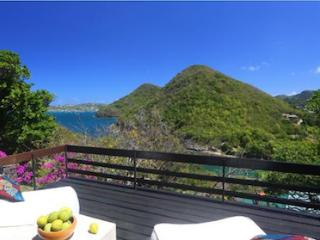 Morne Trulah at Trouya, Saint Lucia - Private Pool, Ocean views - Gros Islet vacation rentals