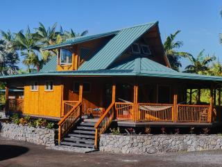 Hua: eco Polynesian, bamboo home in rural Hawaii - Pahoa vacation rentals
