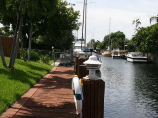 Fresh & Clean Waterfront with private pool - Fort Lauderdale vacation rentals