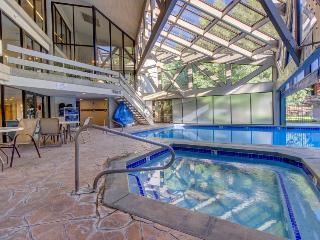 Stylish condo near slopes w/shared fitness, pool & hot tub! - Park City vacation rentals