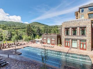 Upscale studio w/access to gondola, pool/hot tub, gym, spa! - Avon vacation rentals