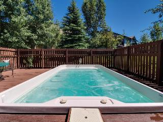 Mountain retreat w/ shared hot tub & playground- close slopes & bus stop! - Steamboat Springs vacation rentals