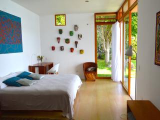 WHITE ROOM B&B ( gourmet bfast, beach, view) - San Marcos La Laguna vacation rentals