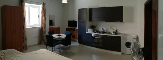 M0. Studio Apartment in the center of Zebbug Malta - Haz-Zebbug vacation rentals