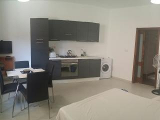 M0. Studio Ground Floor Apartment in the center of - Haz-Zebbug vacation rentals