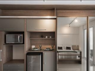 Lovely 1 bedroom Sao Paulo Apartment with Balcony - Sao Paulo vacation rentals