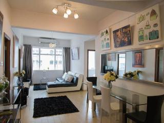 OASIS CAUSEWAY BAY! BUDGET HOME 3bed2bath MTR BIG SAFE CLEAN - Hong Kong vacation rentals