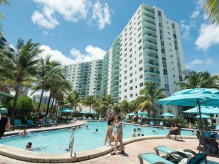 Hollywood Condo with Ocean View - Coconut Grove vacation rentals