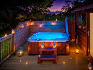 Honey Dale Lodge - Romantic Lodge with hot tub - - Bishop Wilton vacation rentals