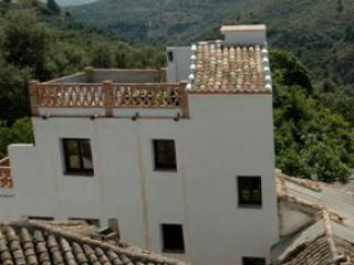 Romantic house with private garden valley view   4 - Albunuelas vacation rentals