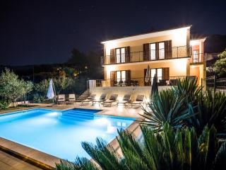 Split villa with pool 7 km from Split center - Split vacation rentals