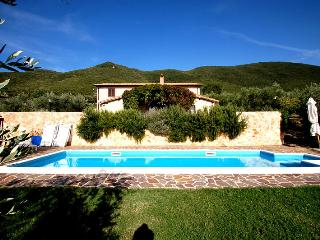 Secluded villa with private pool near Orvieto - Montecchio vacation rentals