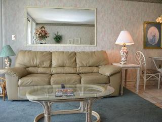 JUST LIKE HOME IN THIS 2 BEDROOM OCEAN FRONT CONDO - Garden City Beach vacation rentals