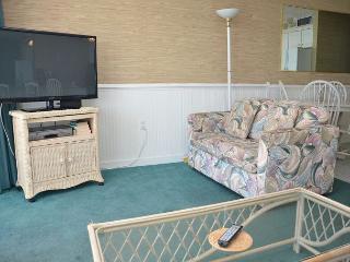 SEA WORTHY 2 BEDROOM OCEAN FRONT CONDO - Garden City Beach vacation rentals