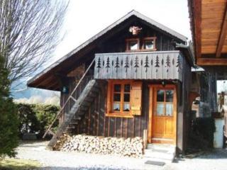 Chalet individuel de 30 m² avec vue sur montagnes - Samoëns vacation rentals
