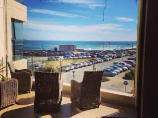 Sea view beach apartment in Eden on the Bay - Sea Point vacation rentals