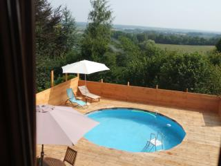Maison piscine - Vallée Semois - Izel vacation rentals